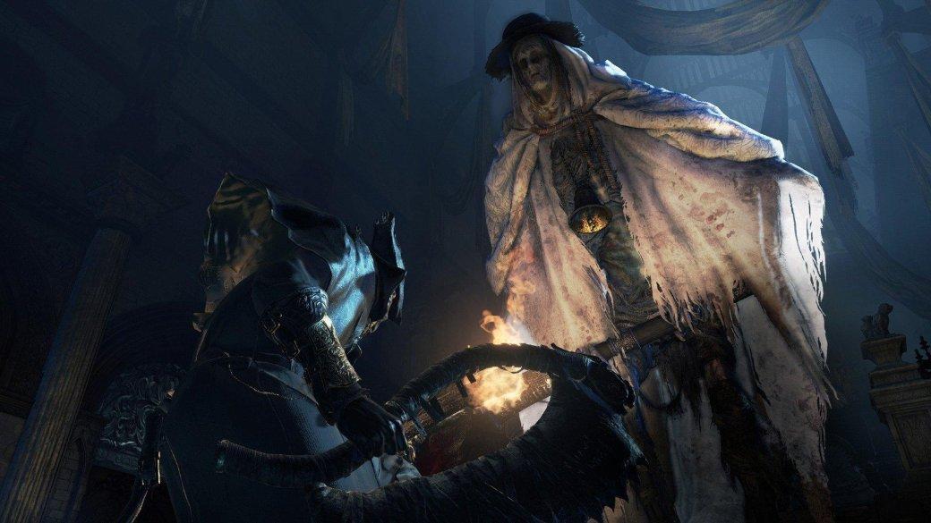 Фанат Bloodborne нашел в новой VR-игре FromSoftware намек на сиквел   Канобу - Изображение 7578