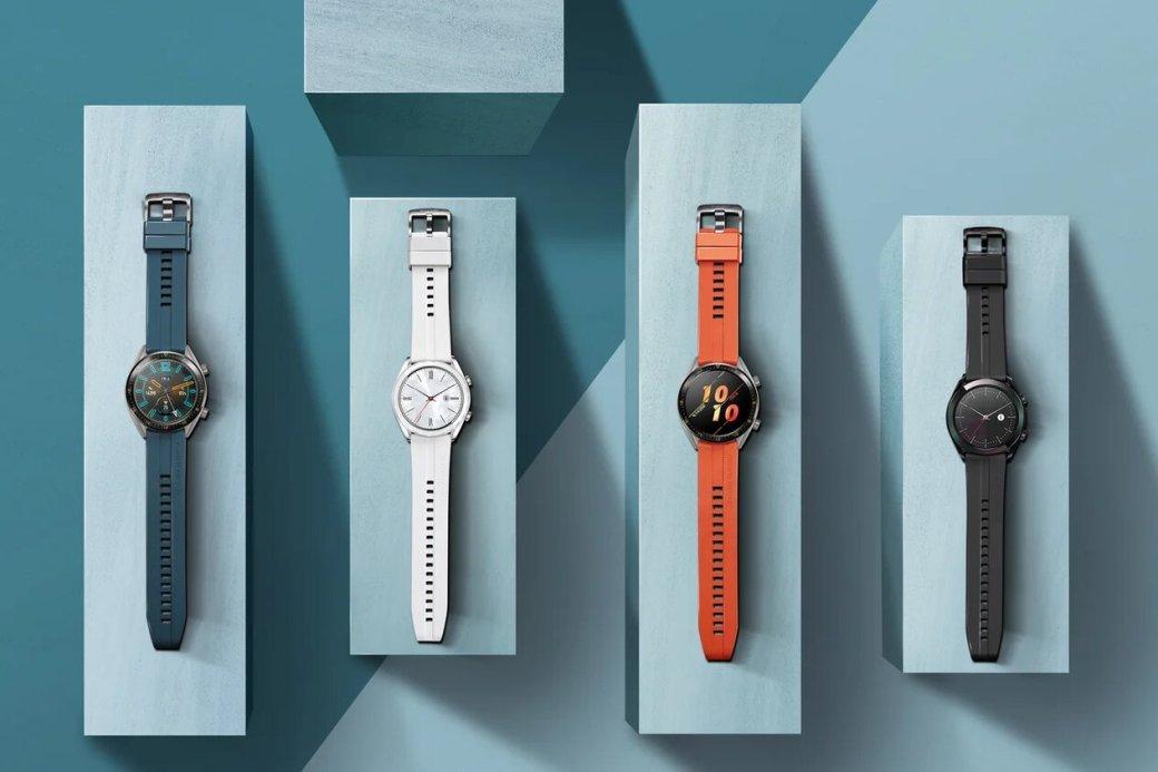 ВРоссии выходят смарт-часы Huawei Watch GTActive иElegant | Канобу - Изображение 8117