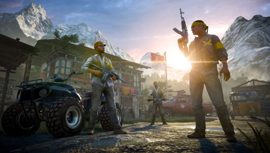 Рецензия на Far Cry 4 | Канобу - Изображение 1433