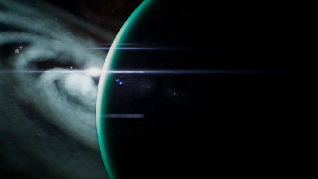 Потрясающий космос Mass Effect: Andromeda   Канобу - Изображение 9902