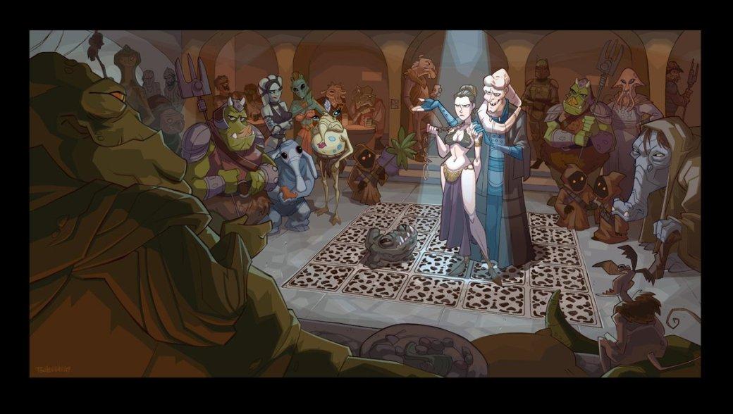 В чем уникальность оригинальной трилогии «Звездных войн» | Канобу - Изображение 10