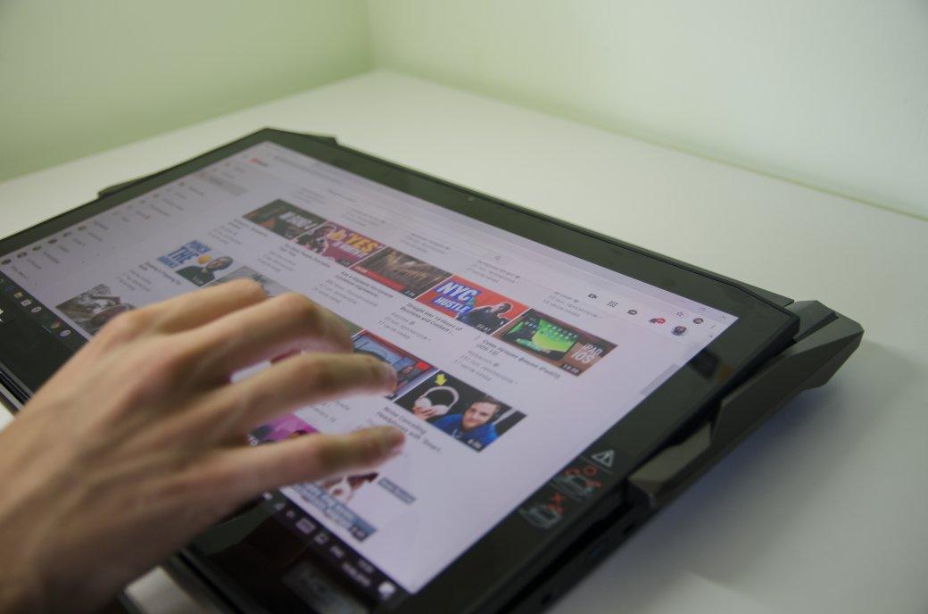 Ноутбук-трансформер Acer Predator Triton 900 | Канобу - Изображение 0