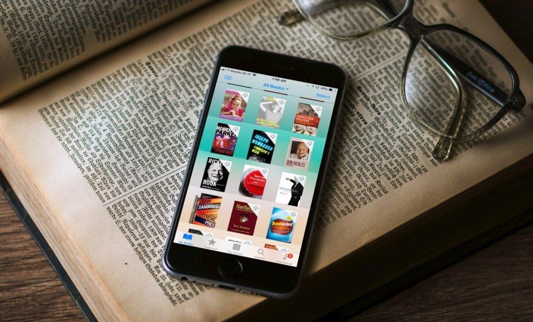 Слух: Apple Books готовится выйти вРоссии | Канобу - Изображение 9278