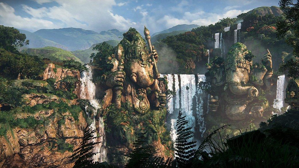 25 изумительных скриншотов Uncharted: Утраченное наследие | Канобу - Изображение 23