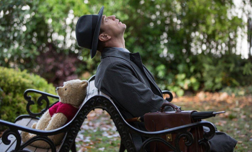 Короткая рецензия нафильм «Кристофер Робин»— фансервис для выросших на Винни Пухе | Канобу