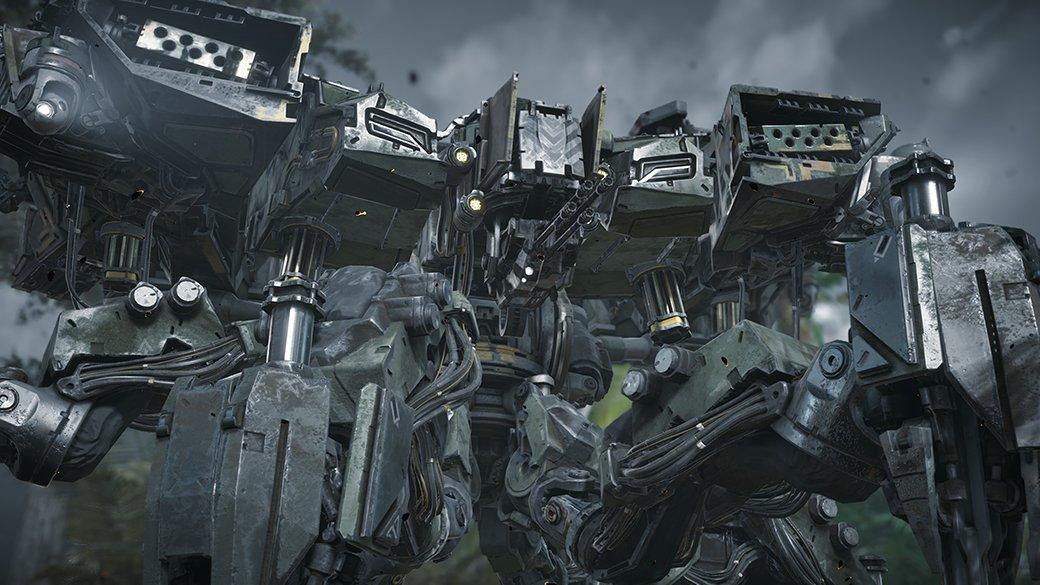 Слайдер: сравниваем машины изHorizon: Zero Dawn cреальными животными | Канобу - Изображение 10385