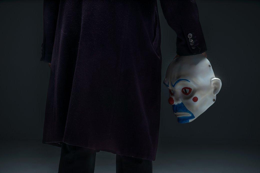 Устрашающий Джокер из «Темного рыцаря» в невероятном косплее Александра Вольфа. - Изображение 8
