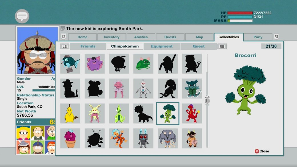 Обзор игры South Park: The Stick of Truth   Канобу - Изображение 2