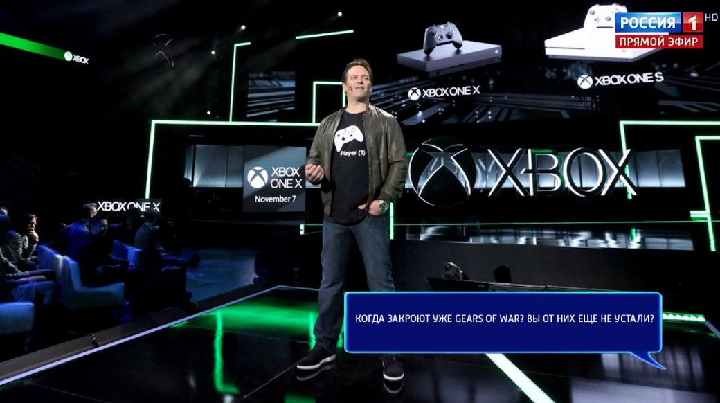 Прямая линия сФилом Спенсером: неудобные вопросы главе Xbox   Канобу - Изображение 2