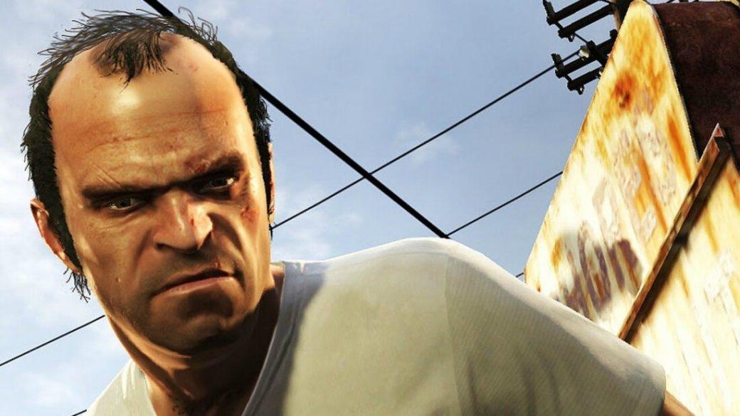 Гифка дня: когда тыочень сильно кого-то нелюбишь вGrand Theft Auto5. - Изображение 1