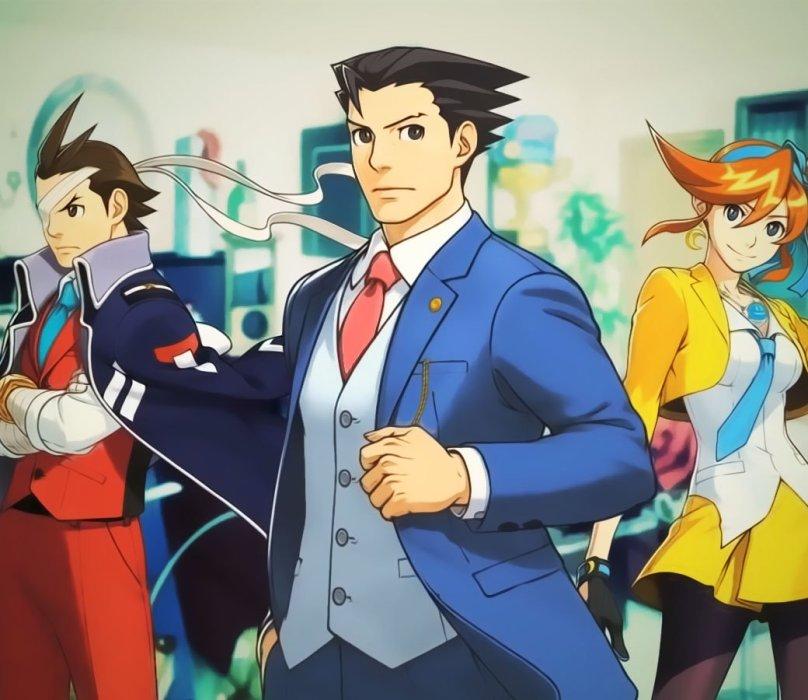 Обзор Phoenix Wright: Ace Attorney - Dual Destinies - рецензия на игру Phoenix Wright: Ace Attorney - Dual Destinies | Рецензии | Канобу
