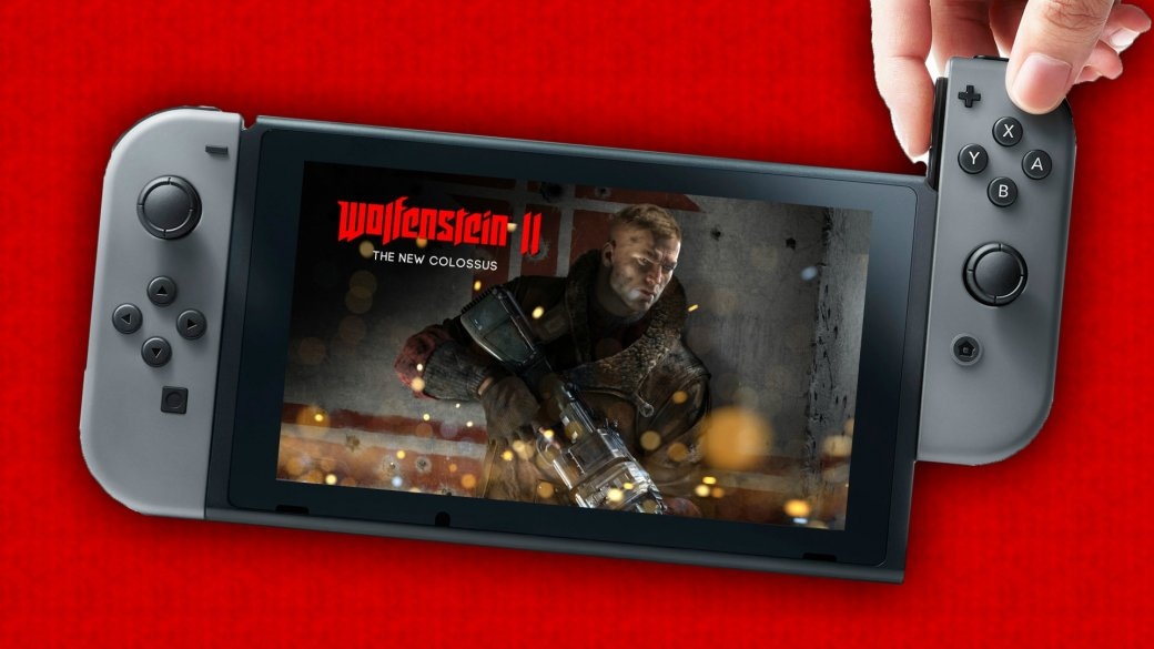 Обзор Wolfenstein 2: The New Colossus для Nintendo Switch | Канобу - Изображение 1
