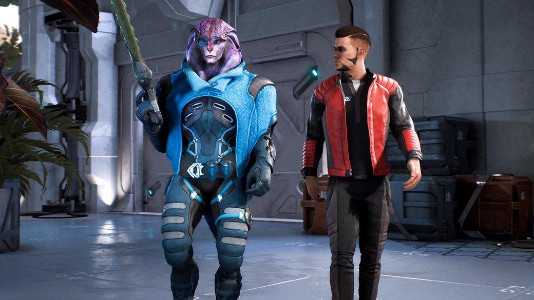 20 изумительных скриншотов Mass Effect: Andromeda | Канобу - Изображение 14