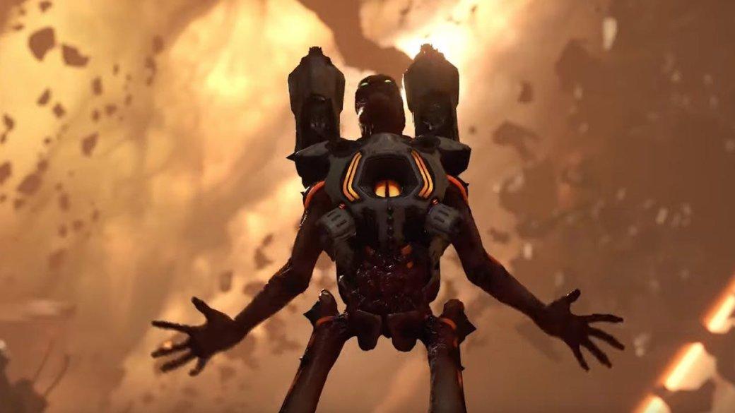 «ИгроМир 2019». Doom Eternal— сверхскоростной шутер, вкоторый низачто нельзя играть нагеймпаде | Канобу - Изображение 0