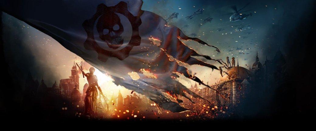 Хронология вселенной Gears of War. Интерактивный таймлайн | Канобу - Изображение 2573
