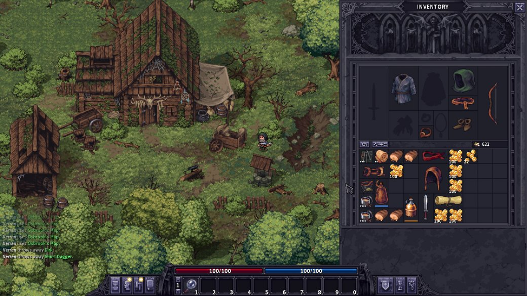 Обзор Stoneshard— многообещающая RPG про фэнтезийный мир, страдания иболь. Стоитли покупать ее? | Канобу - Изображение 6996
