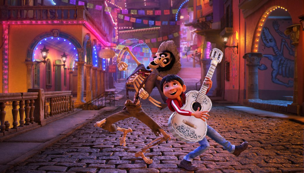 Рецензия на«Тайну Коко» Pixar   Канобу