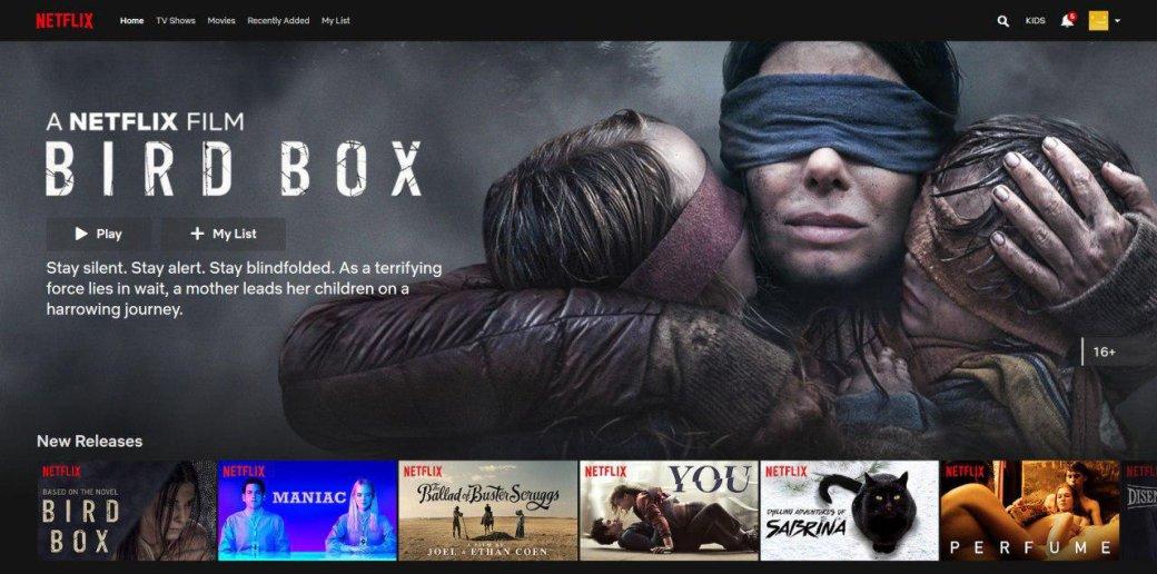 Где легально смотреть кино исериалы онлайн нарусском— отNetflix доКиноПоиска | Канобу - Изображение 8
