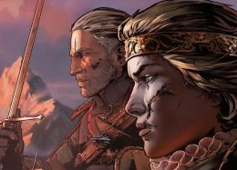 Рецензия на Thronebreaker: The Witcher Tales