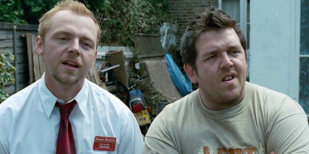 Легендарные Саймон Пегг и Ник Фрост в трейлере хоррор-комедии Slaughterhouse Rulez | Канобу - Изображение 1