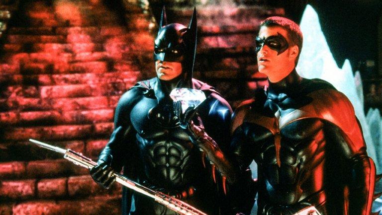 Отмаски Роршаха доБэт-сосков: самые крутые ибезумные костюмы супергероев вистории кино | Канобу