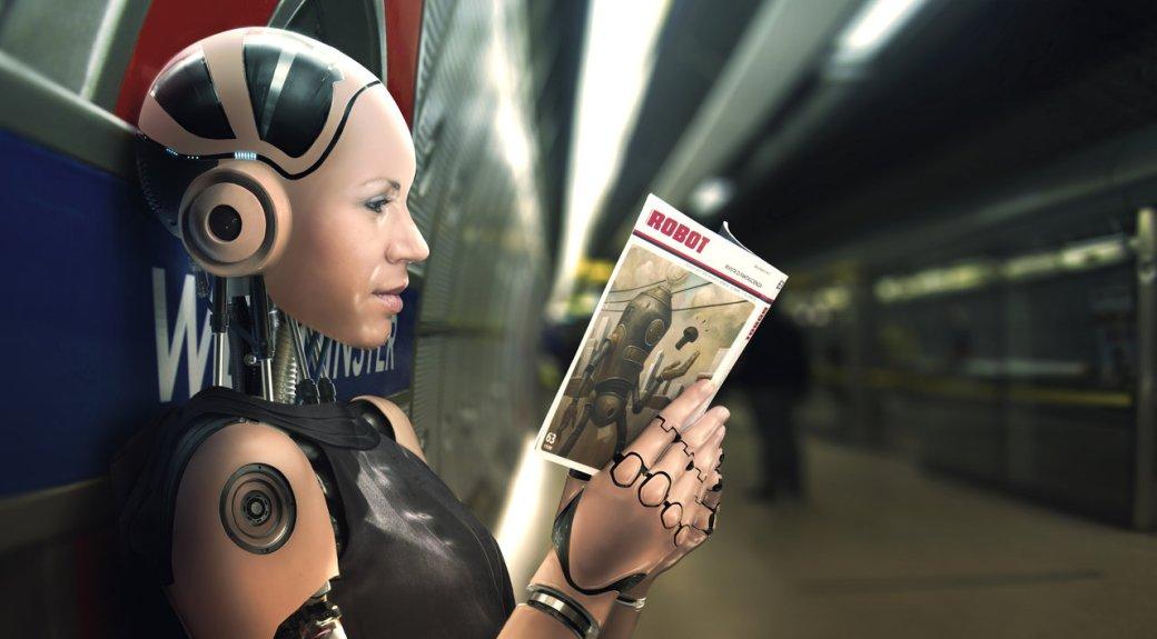 Почти Detroit: самые совершенные роботы, созданные человечеством   Канобу