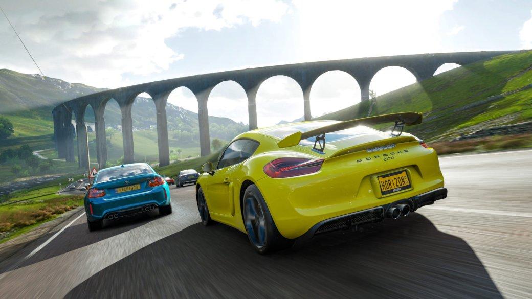 Познавательный тест. Готов ли ты к Forza Horizon 4? | Канобу