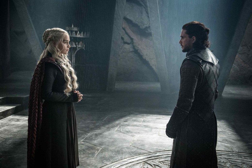 Рецензия на седьмой сезон «Игры престолов» | Канобу