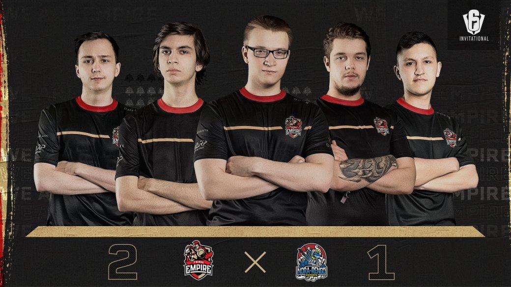 Россия впервые будет представлена в финале чемпионата мира по Rainbow Six: Siege | Канобу - Изображение 1