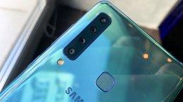 Samsung представила первый вмире смартфон счетырьмя основными камерами