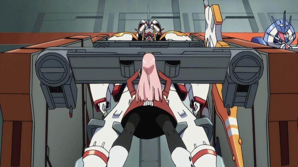 Почему ненужен «Любимый воФранксе»— вторичное ипретенциозное аниме, провалившееся вовсем | Канобу - Изображение 2