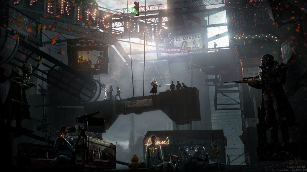 Лучший арт мира Fallout | Канобу - Изображение 15