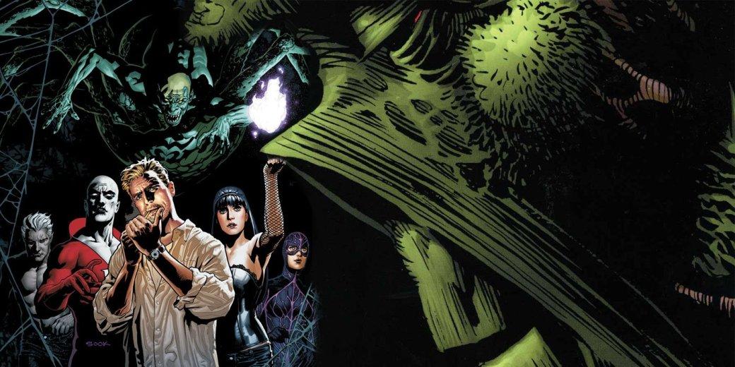 Первые 6 минут Justice League Dark: самый мрачный мультфильм DC? | Канобу - Изображение 4455