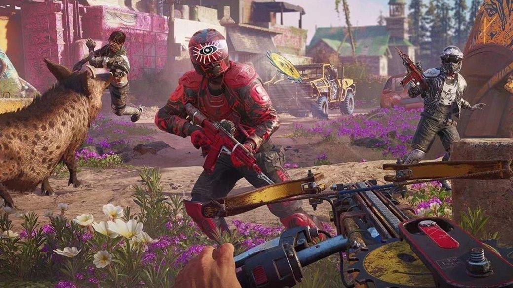 Посмотрите на эпичные погони и перестрелки в 6-минутном геймплее Far Cry: New Dawn | Канобу - Изображение 2689