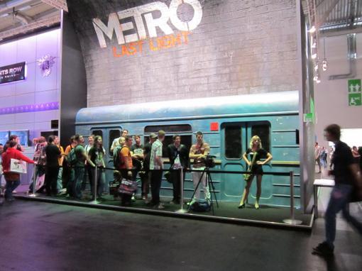 Канобу-конференция. Metro: Last Light. Ответы на вопросы | Канобу - Изображение 0