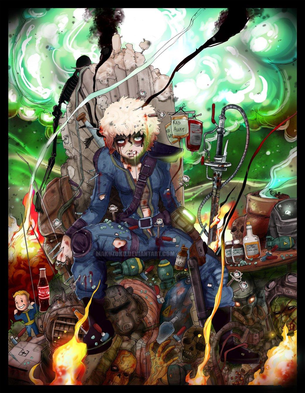 Лучший арт мира Fallout | Канобу - Изображение 34