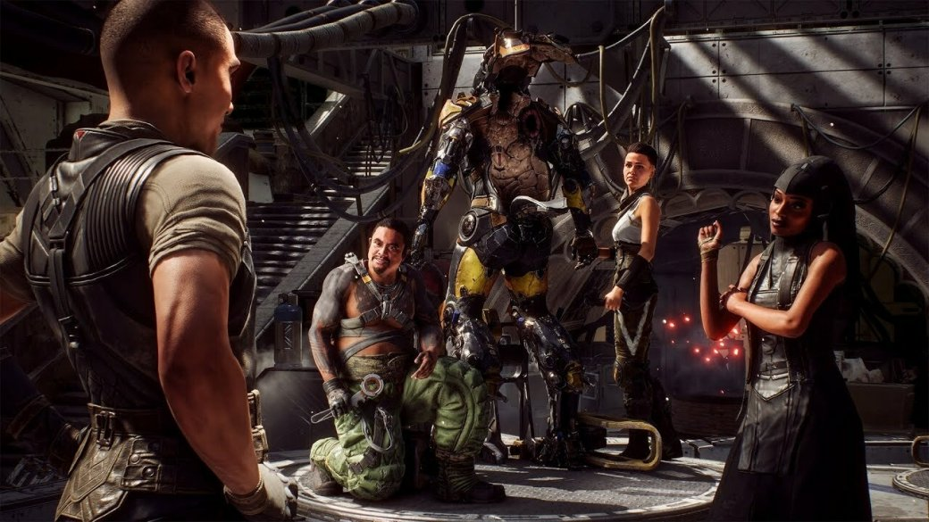 В Anthem будет шесть уровней сложности! Последний увеличивает здоровье и урон врагов на 3100%    Канобу - Изображение 2758