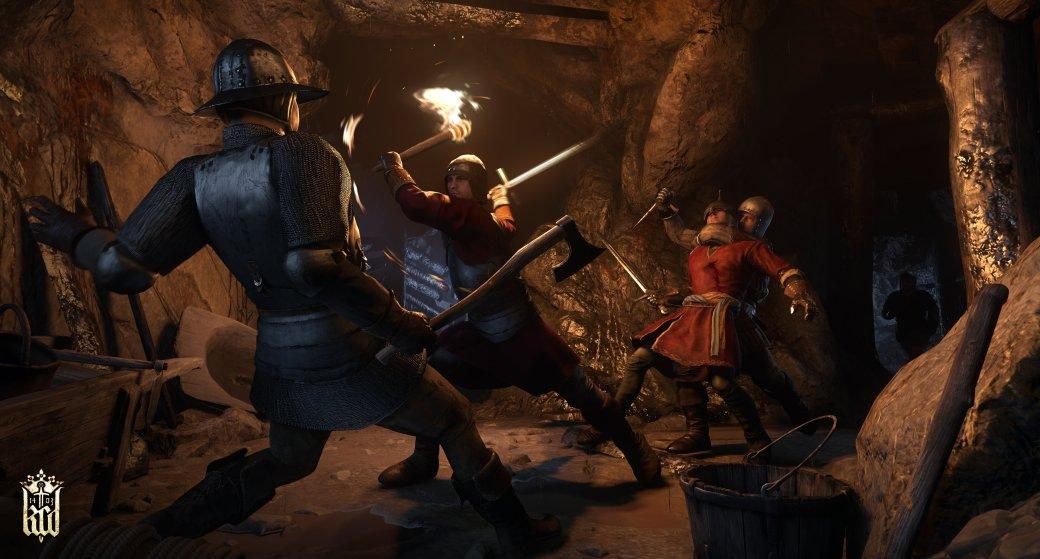 Kingdom Come: Deliverance (Экшен-RPG, PC, PS4, Xbox One) - предварительный обзор игры | Канобу - Изображение 5