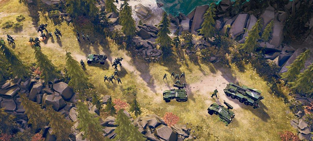 Первые впечатления отHalo Wars2 — очень правильная RTS | Канобу - Изображение 2