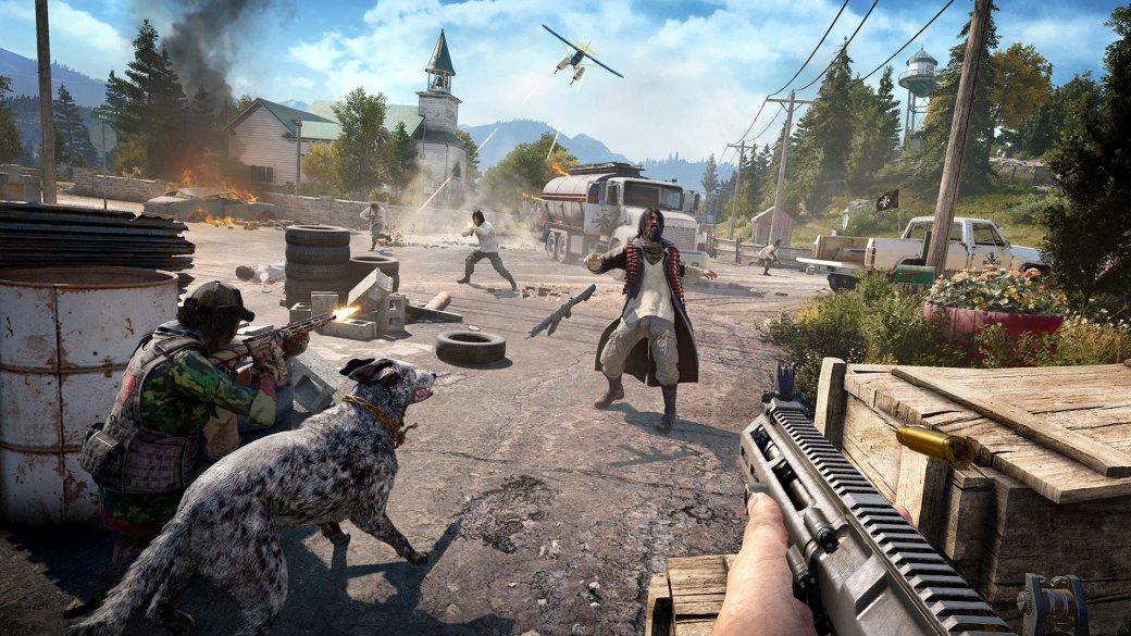 Готовы к 4К? Появились системные требования Far Cry 5. - Изображение 1