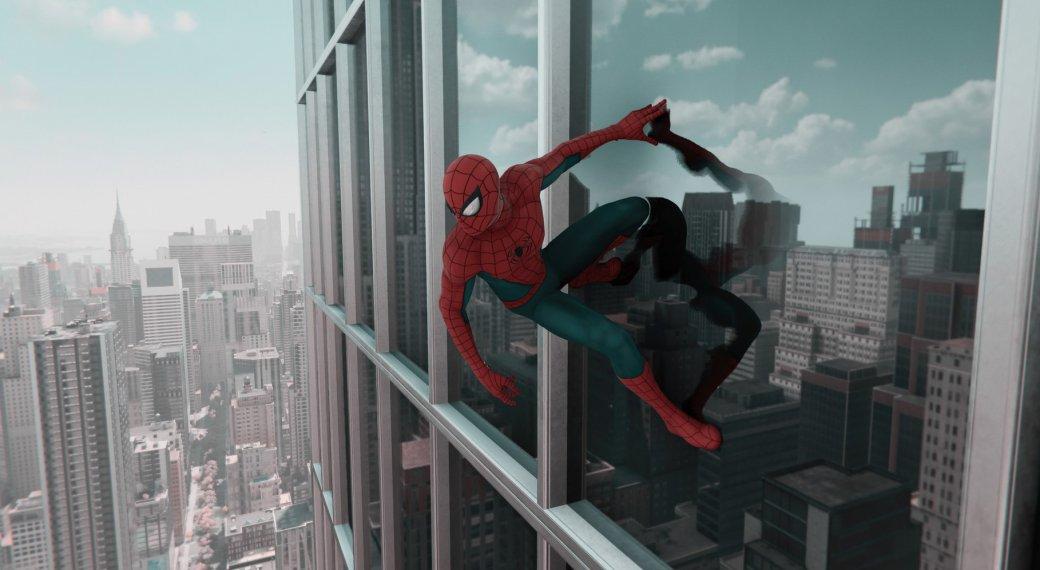 Spider-Man (2018, экшен, супергероика, PS4) - обзоры главных и лучших игр 2018 | Канобу - Изображение 1