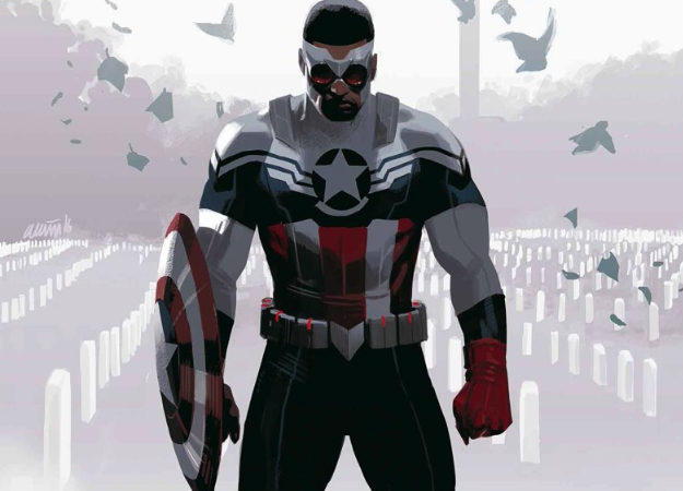 Крутые комиксы про чернокожих супергероев. - Изображение 1