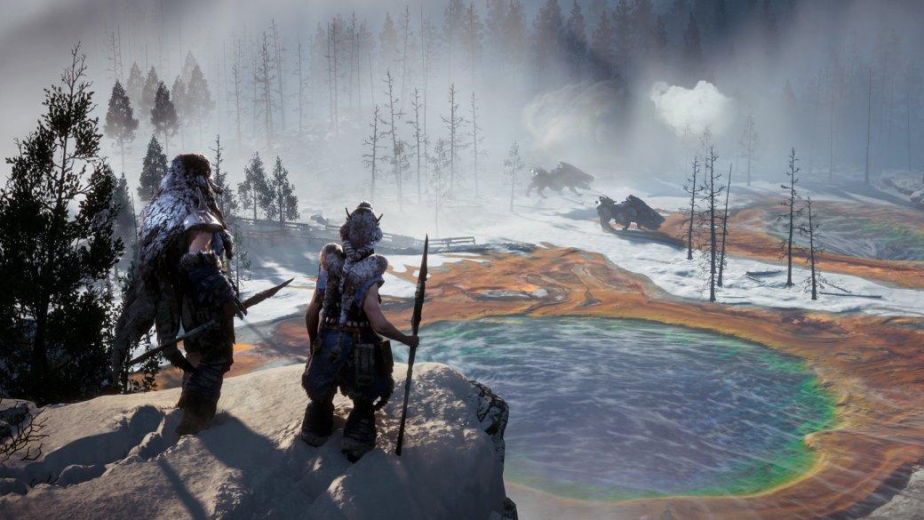 10 атмосферных гифок изHorizon Zero Dawn: The Frozen Wilds. - Изображение 1
