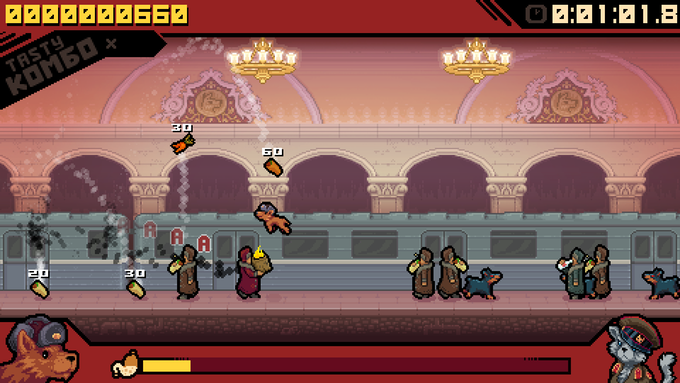 На Kickstarter вышла игра про собак в московском метро | Канобу - Изображение 12102