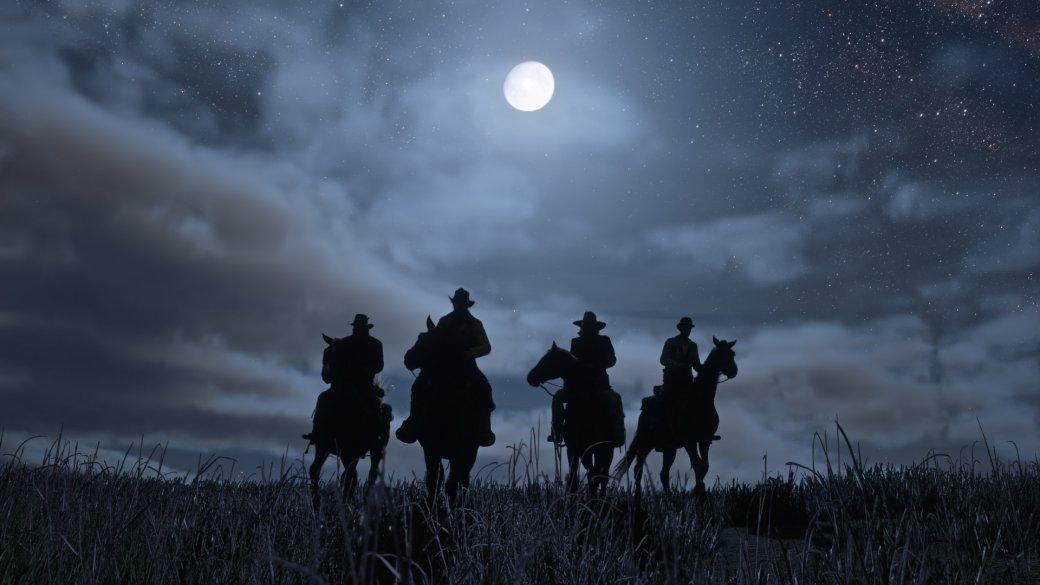 Геймеры в восторге от геймплея Red Dead Redemption 2: «У меня же дети, они же теперь отца не увидят» | Канобу - Изображение 1
