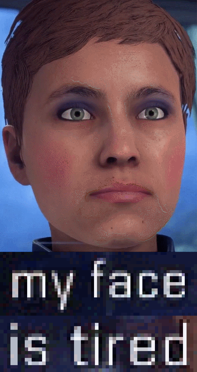 Как Mass Effect: Andromeda стала мемом, потом немного исправилась, новсем уже было плевать. - Изображение 12