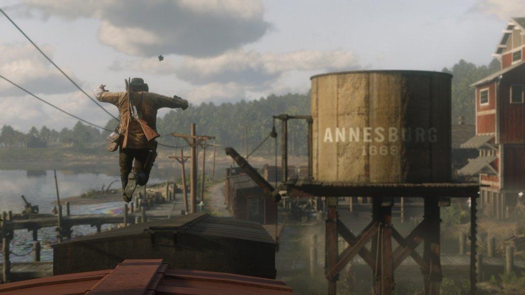 Превью Red Dead Redemption 2. 3 часа игры Rockstar на презентации, самый амбициозный immersive sim | Канобу - Изображение 10
