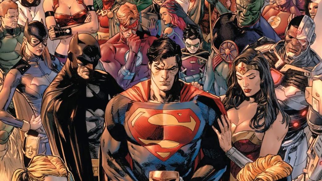 Heroes inCrisis: последствия поступков супергероев | Канобу
