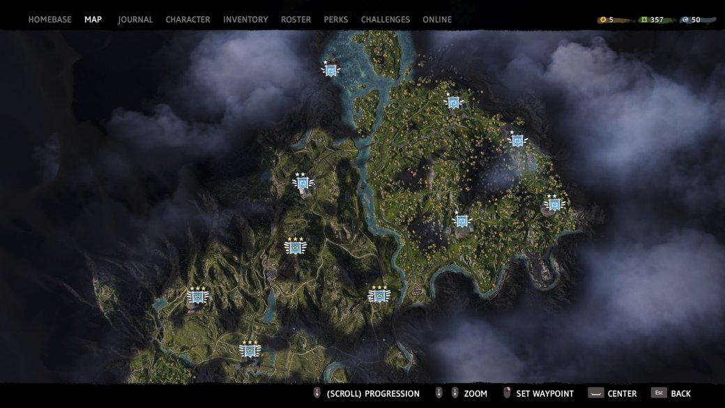 Гайд. Где найти все форпосты в Far Cry: New Dawn и как их проходить   Канобу - Изображение 4474
