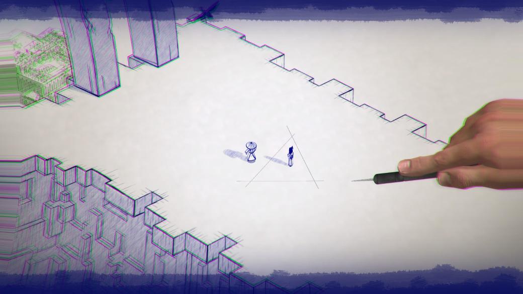 Обзор игры Inked для PC | Канобу - Изображение 3
